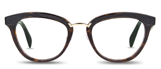 Prada brillen für männer